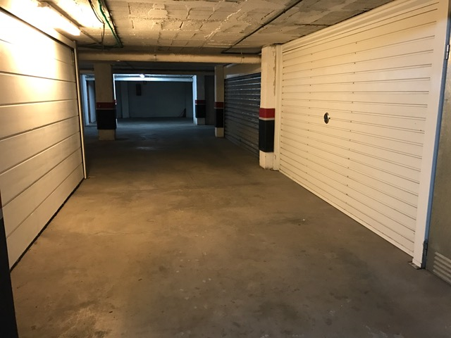 Garage immobilier for Surface garage double